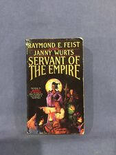 Riftwar Cycle the Empire Trilogy: Servant of the Empire 2 by Janny Wurts and Ra…