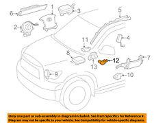 TOYOTA OEM Airbag Air Bag SRS-Position Sensor 8917806040