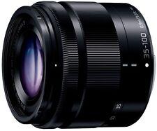 Panasonic zoom lens LUMIX G VARIO 35-100 mm F 4.0-5.6 H-FS 35100-K Black