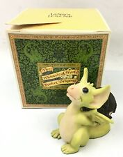 """""""What Cookie"""" Whimsical World of Pocket Dragons Real Musgrave 1989"""