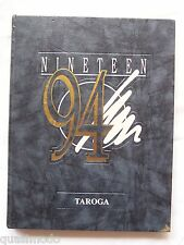 1994 MISSION BAY HIGH SCHOOL YEARBOOK, SAN DIEGO, CALIFORNIA