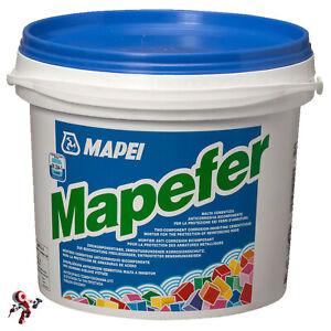 MAPEFER MAPEI 2 KG MALTA CEMENTIZIA ANTICORROSIVA BICOMPONENTE
