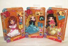 New 2014 Lot Of 3 MGA Vi And Va Fashion Pack Doll Clothes Felicia Roxxi Viviana