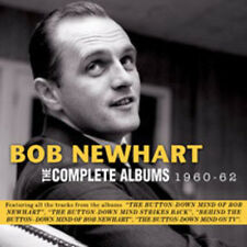 The Complete Albums 1960-62 by Bob Newhart Audio CD Discs 2 Styles UK SELLER