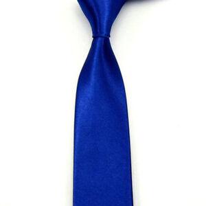 Men's Satin Solid Plain 5cm Skinny 8cm Wide Necktie Casual Formal Wedding Tie
