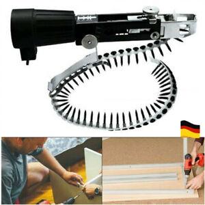 Akku Schraubenmagazin Magazin Aufsatz für Bohrmaschinen Trockenbauschrauber DE