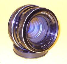 Planar 50mm 1:1,8 Lens Rolleiflex SL35 extremely good!
