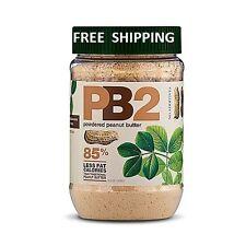 BELL Pb2  Powder Peanut Butter 6.5oz / 85% LESS FAT  **FAST FREE SHIPPING**