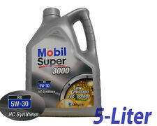Mobil Super 3000 XE 5W-30 1x 5 Liter Kanne, BMW LL04, MB 229.51, Dexos2