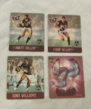 #D533.  MANLY SEA EAGLES  NRL 2011 RUGBY LEAGUE SWAPZ TAZOS