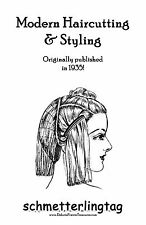 Hairstyles Book Flapper Era Hair Cuts Illustrated 1935