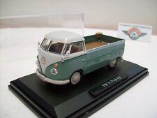 VW T1 Pritsche, Grau/Hellgrün, 1950, Hongwell 1:43