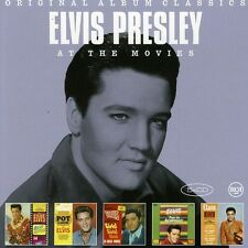 Original Album Classics - Elvis Presley (2012, CD NEUF)5 DISC SET 886919011623