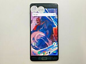 OnePlus 3 A3000 64GB Unlocked Check IMEI Poor Condition TO-8738