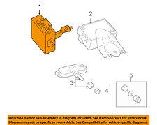 TOYOTA OEM 10-18 4Runner Tire Pressuring Monitoring-Control Module 8976935101