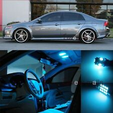 Premium Ice Blue Light SMD Car Interior LED Package Kit for Acura TL 2004-2008