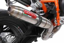 KTM Duke 690 2012-2016 GPR Exhaust Systems Deeptone Race Mid System Decat