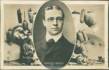 HUNTLEY WRIGHT. Actor.  Portrait Photo Postcards Lot  RM.576