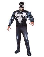 "Venom Mens Villain Costume, Standard, CHEST 44"", WAIST 30 - 34"", INSEAM 33"""