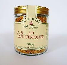 Bio polen 200g naturaleza pura apicultor premium calidad dulce y delicioso de-öko-006