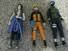 figuarts naruto, sasuke and kakashi