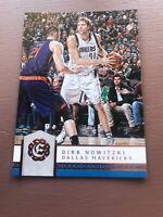 2016-17 Panini Excalibur Basketball #37 Dirk Nowitzki Dallas Mavericks