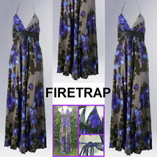 BRAND NEW FIRETRAP SUMMER BEACH~WEDDING~EVENING Halterneck MAXI DRESS   SOLD-OUT