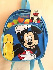 Samsonite Boys Blue Disney Wonder Mickey Mouse Backpack - 2 - 6 years kids