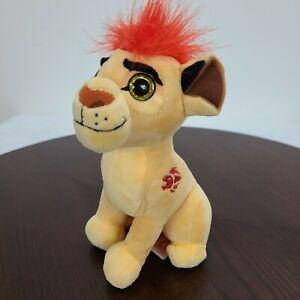 """Ty Disney The Lion Guard Kion 7"""" Plush Son Of Simba Lion Stuffed Animal Toy"""