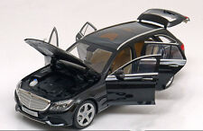 Norev 2014 Mercedes Benz C Klasse S205 Elegance Estate Black Dealer Ed. 1/18
