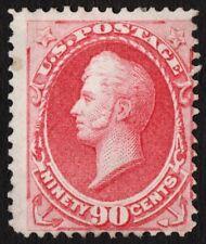 "US Sc# 166 *UNUSED NG H* { ""SCARCE 90c PERRY } BEAUTY 1873 BANKNOTE CV$ 1,000.00"