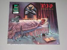 DIO  Dream Evil (Remastered Green Vinyl) LP New Sealed Vinyl Rocktober