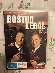 Boston Legal : Season 5