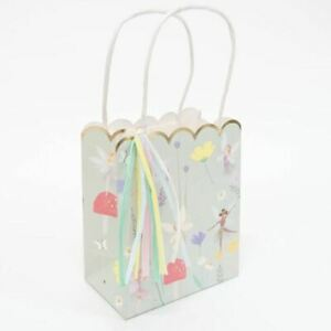 Fairy Birthday Party Bags   Childrens Girls Loot Treat Favours x6