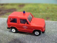 1/87 Rietze Mitsubishi Pajero Feuerwehr 50182