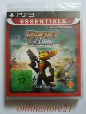 Ratchet & Clank Future Tools of Destruction PlayStation 3 NEU PS3