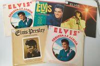 Elvis Presley 5x Vinyl LP album bundle Collection In Hollywood Inspirations #3