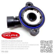 DELPHI THROTTLE POSITION SENSOR V8 GEN III LS1 5.7L [HOLDEN V2-VZ MONARO CV8]