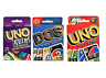 DOS/UNO/FLIP CARD GAME FROM THE MAKERS OF UNO MATTEL SEALED PACK NEW UK