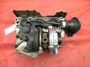 SMART CAR 450 - 698cc 700cc 0.7 - PETROL TURBO TURBOCHARGER & MANIFOLD