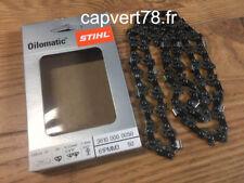Chaine tronconneuse 35cm STIHL  MS170  MS170C  ref : 3610 000 0050