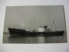 E301 - CROWBOROUGH BEACON Van Omeran - Merchant Ship PHOTO