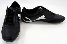 Puma Shoes Drift Cat IV 4 Leather Black/White Sneakers Size 7.5/8