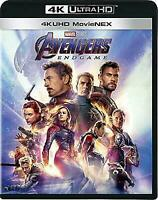 Avengers End Game 4K ULTRA HD + 3D + Bluray + Digital Copy + MovieNEX