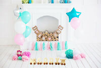 Personalised Name Birthday Party Wedding Decorations Decor Supplies Girl Boy