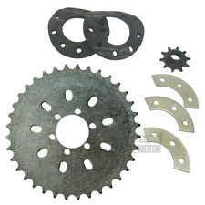 36 Tooth Rear Sprocket Mount Pads Kit For 49cc 66cc 80cc Motorized Bicycle
