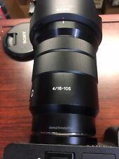 Sony Alpha a6300 E-Mount w/APS-C Sensor LCE-6300 w/ G-Lens E PZ 18-1O5mm f4 OSS