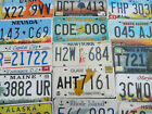 License Plate All 50 States Territories Available Plates Lot State Pick Your Tag