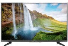 "32"" Inch LED HD TV Flat Screen HDTV Wall Mountable USB HDMI 720p Monitor New"