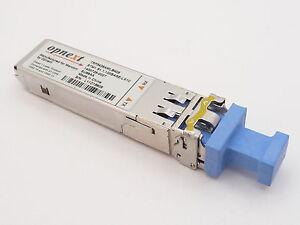 NEW Marconi Compatible 100BASE-LX10 Dual LC SM Fibre Transceiver Module SU66AA